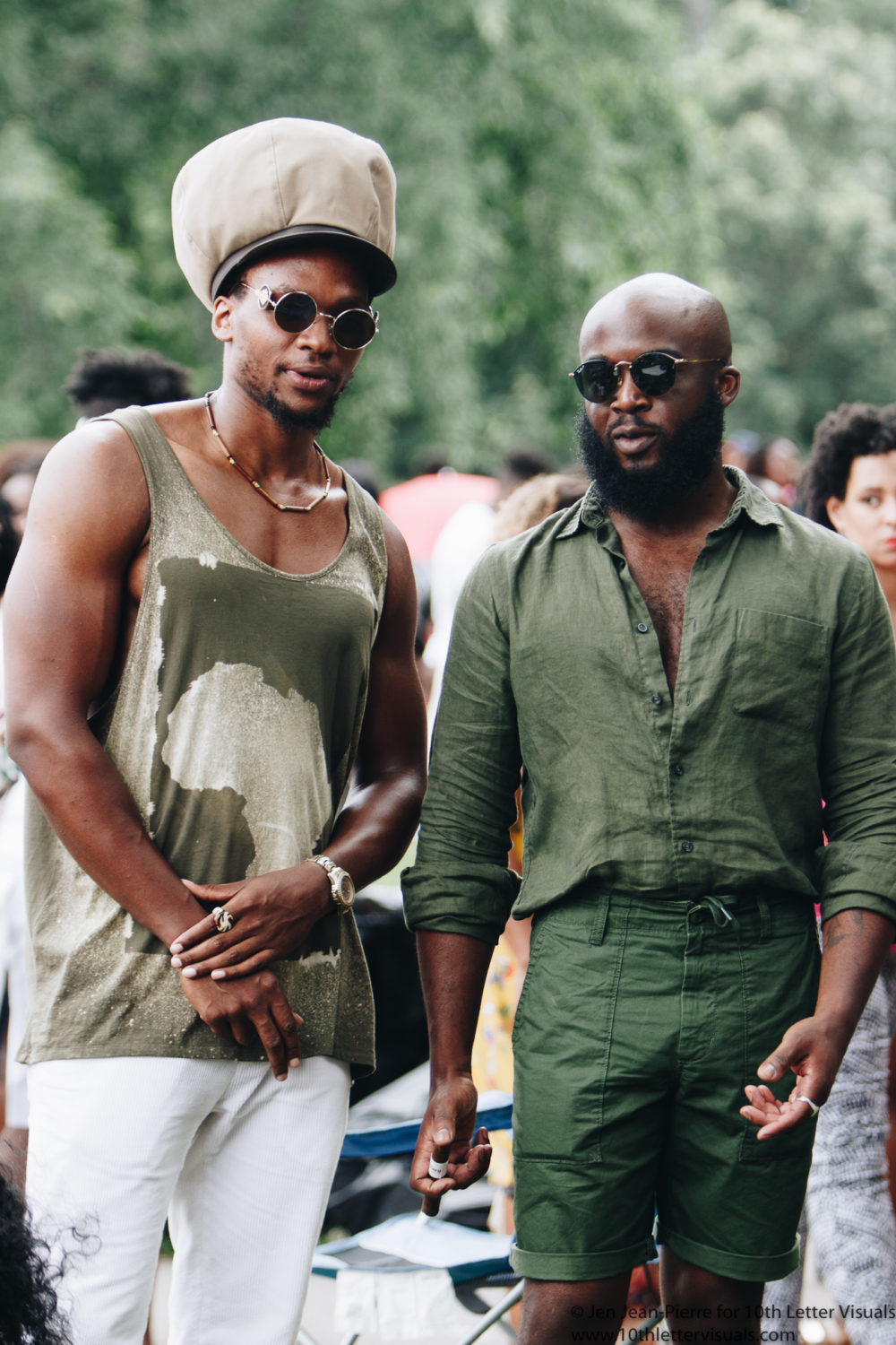 best mens style at curlfest